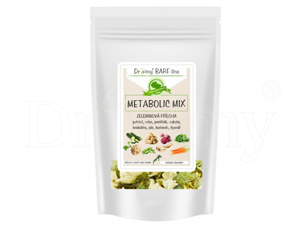Dromy Metabolic mix 400 g
