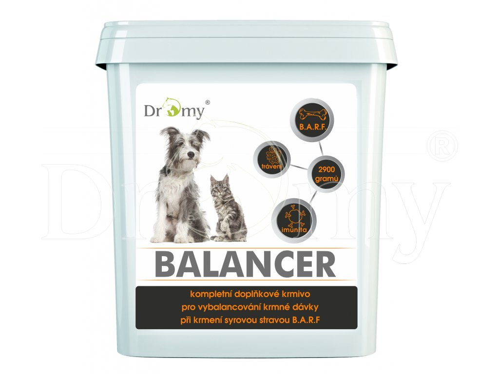 Dromy Balancer BARF 8in1 800g