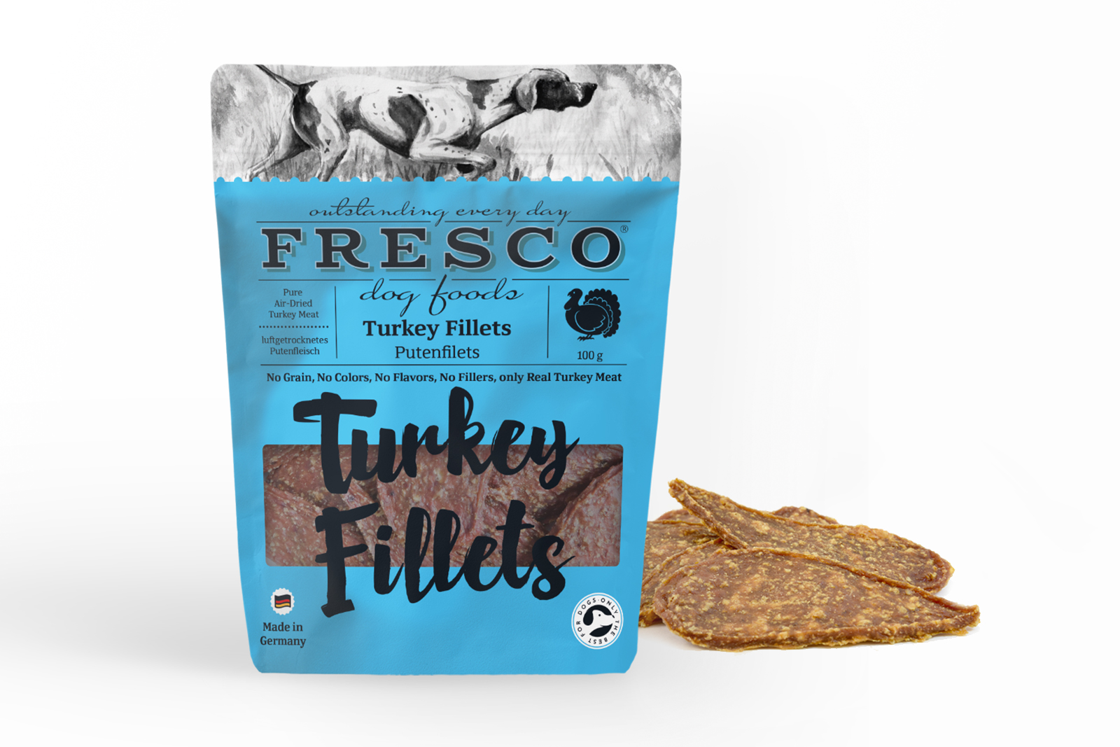 Fresco - Turkey Fillets 100g